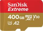 SanDisk Extreme microSDXC Speicherkarte mit 400GB Speicher ab 71,91€ (statt 97€)