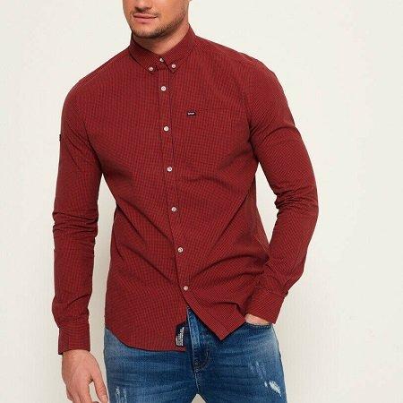 Superdry Herren Hemden - neue Modelle für je nur 27,95€ inkl. VSK