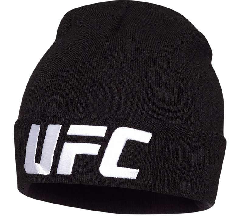 Reebok UFC Logo Beanie Mütze für 19,94€inkl. Versand (statt 25€)