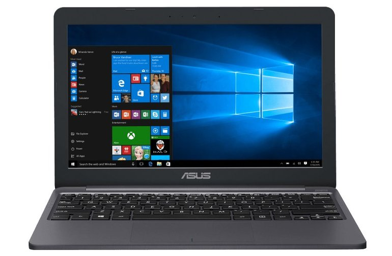 """Asus E203NA-FD088T - 11,6"""" Ultrabook (2GB RAM, 32GB eMMC, Win10) für 199,99€"""