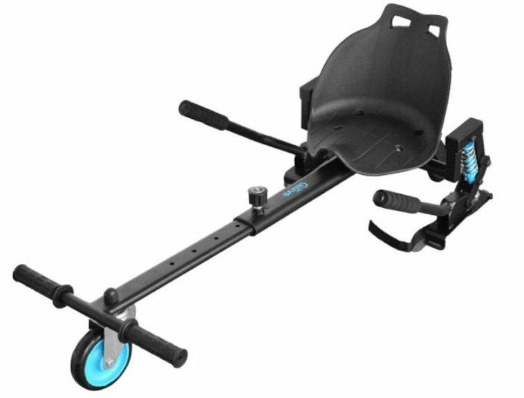 Hoverboard Sitz (kompatibel mit 6,5, 8, 10 Zoll - bis 120 kg) für 27,99€ inkl. Versand (statt 39€)
