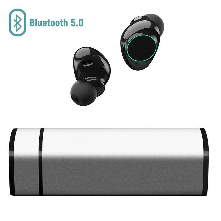 Muzili Bluetooth In-Ear-Kopfhörer mit Ladebox für 19,49€ inkl. Prime VSK