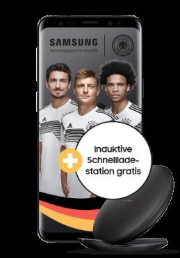 Blau Allnet XL (4 GB LTE) + Galaxy S9 (+79€) für 19,99€ mtl.