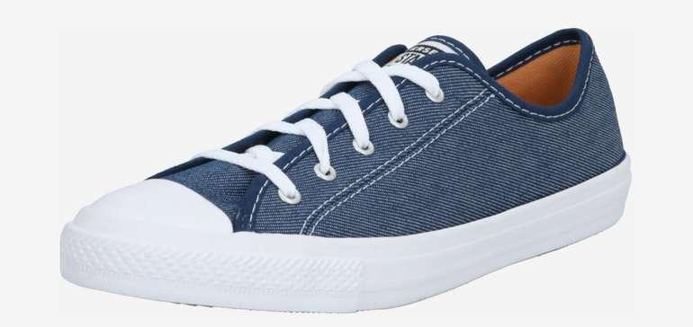 Converse Damen Sneaker in navy/weiß für 29,90€inkl. Versand (statt 39€) - Größe 36-38