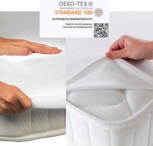 Mixy Baby Wasserdichte Matratzenauflage (viele Größen) für je 9,99€ (statt 15€)
