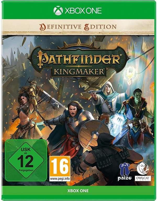 Pathfinder: Kingmaker Definitive Edition (Xbox One) für 13,98€ inkl. Versand (statt 16€)