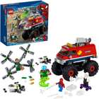 Lego Marvel - Super Heroes Spider-Mans Monstertruck vs. Mysterio (76174) für 31,99€ (statt 40€)