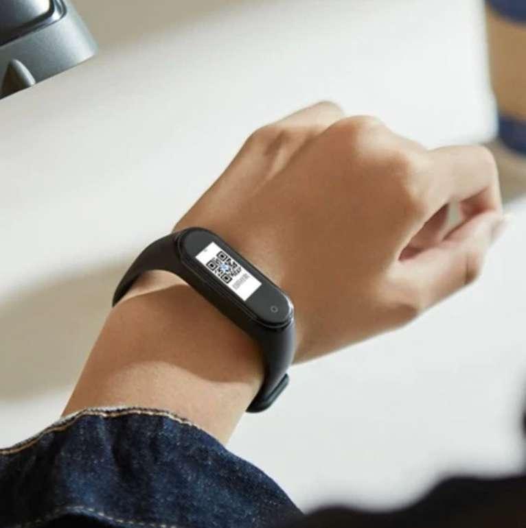 Xiaomi Mi Band 4 Fitness-Tracker für 24,71€ inkl. Versand (statt 31€)