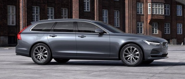 Volvo V90 D5 AWD Geartronic Momentum Pro Leasing