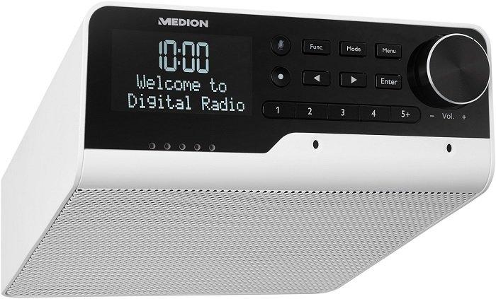 Medion P66120 WLAN Unterbauradio mit Amazon Alexa für 52,94€ (statt 80€)