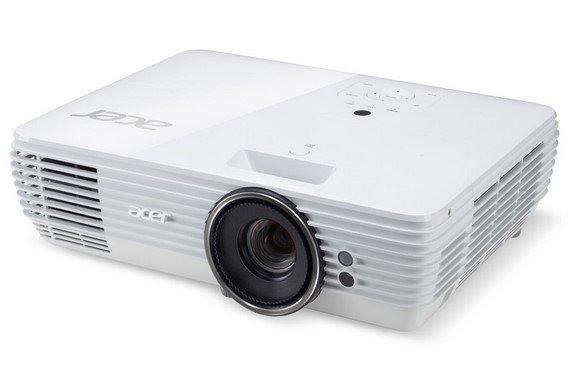 "Acer ""H7850BD"" 4K Beamer (2716x1528, 3.000 ANSI Lumen, Kontrast: 1.000.000:1) für 1.199€"