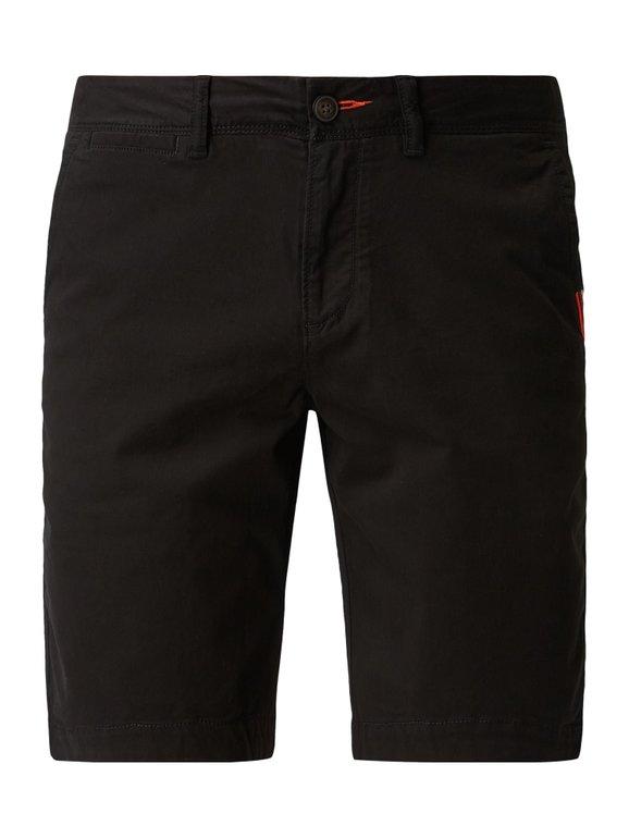 Superdry Shorts im Angebot - z.B. Slim Fit Chinoshorts mit Stretch-Anteil für 19,99€ inkl. Versand (statt 45€)