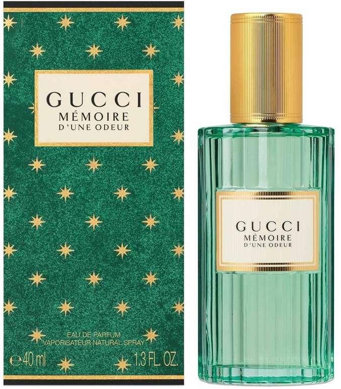 Gucci Mémoire d'une Odeur 40ml Eau de Parfum für 37,77€ inkl. VSK (statt 44€)