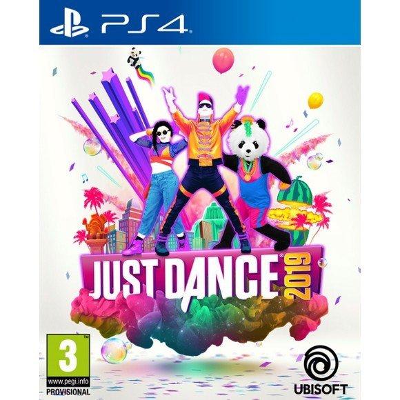 Just Dance 2019 (PS4) für 18,95€ inkl. Versand (statt 34€)