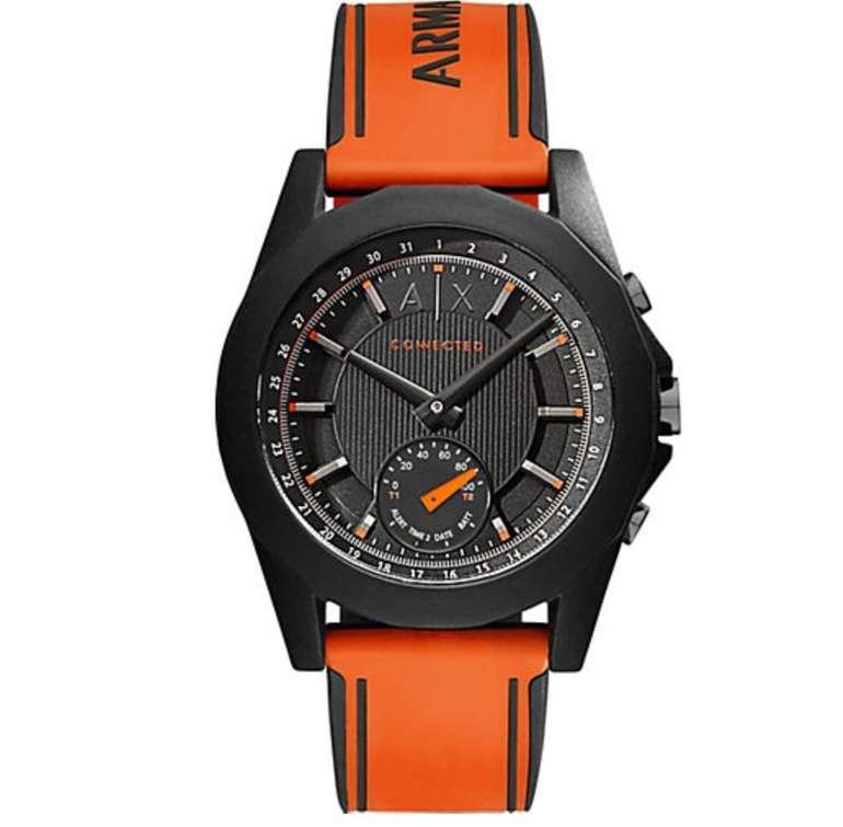 Christ: Bis -50% Rabatt auf ausgewählte Smartwatches, z.B Armani AXT1003 zu 130€