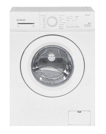 BOMANN WA 5721 Waschmaschine 6 kg, A+ für 199€ inkl. Versand (statt 239€)