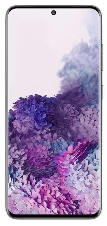 Samsung Galaxy S20 (47€) + o2 free Unlimited Basic Allnet & SMS-Flat (unbegrenzt surfen mit 2 Mbit/s) für 29,99€ mtl.