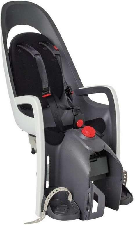 Hamax Fahrradsitz Caress mit Gepäckträgeradapter in 2 Farben für je 84,99€ inkl. Versand (statt 99€)