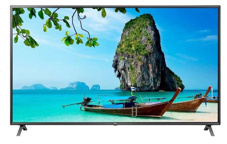 LG 75UN85006LA LED-Fernseher (75 Zoll, 4K, Smart-TV) für 1345,50€ (statt 1729€)