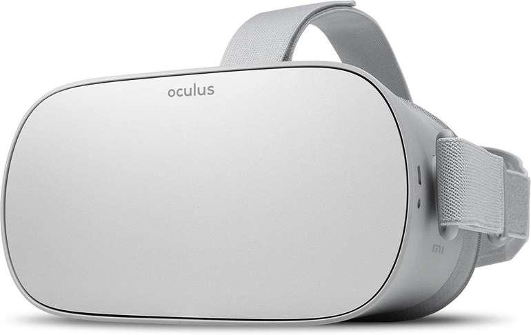 Oculus Go VR-Brille mit 64 GB Speicher für 143,87€ inkl. Versand (statt 179€)