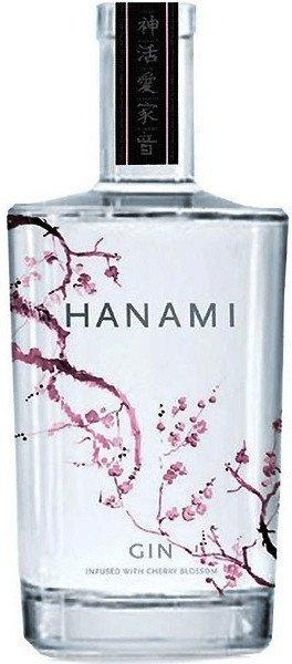 Hanami Dry Gin 0,7L (43% Vol.) für nur 22,80€ (statt 26€)