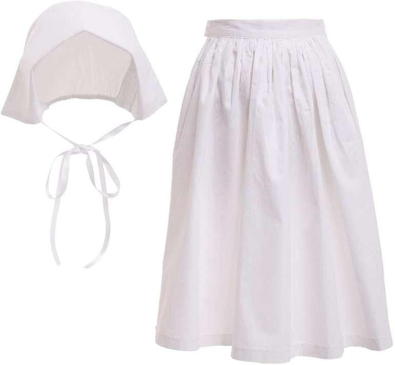 3 Graceart Artikel bei Amazon reduziert, z.B. Pilger Mädchen Kostüm für 7,45€ (Prime)