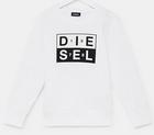 Diesel Kids Sale mit bis zu -70% Rabatt - z.B. Kinder Sweatshirt für 17,99€