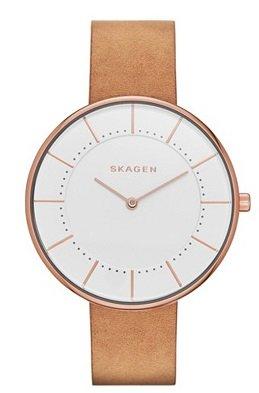 Hot! Skagen Uhren & Taschen Sale z.B. Damenuhr Gitte für 69,90€ (Statt 106€)