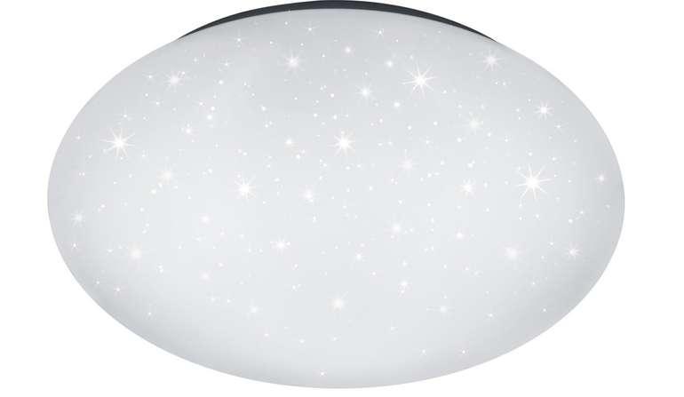 """Reality Leuchten LED Deckenleuchte """"Lukida"""" mit Sternenhimmel-Effekt für 19,99€ (statt 29€)"""