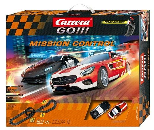 Carrera Go!!! Mission Control Rennbahn für 39€ inkl. Versand (statt 54€)