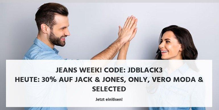 Jeans Direct Black Week 3