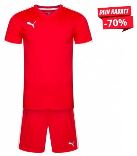 separation shoes 18205 1eec0 Puma SMU Playing Kit Trikot-Set für 11,99€ + Versand