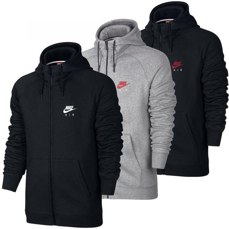 Nike Air Heritage Fleece-Hoodies mit Reißverschluss für 34,95€ inkl. Versand