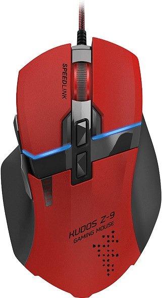 Speedlink Kudos Z-9 Gaming Maus für 19,99€ inkl. Versand (statt 29€)