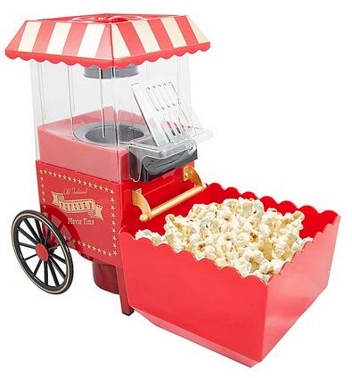 BHP Old Fashioned Popcorn Maker, 1200 W für 29,99€ inkl. Versand (statt 51€)