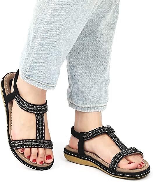 Gracosy Damen Sandalen für 15,39€ inkl. Prime Versand (statt 28€)