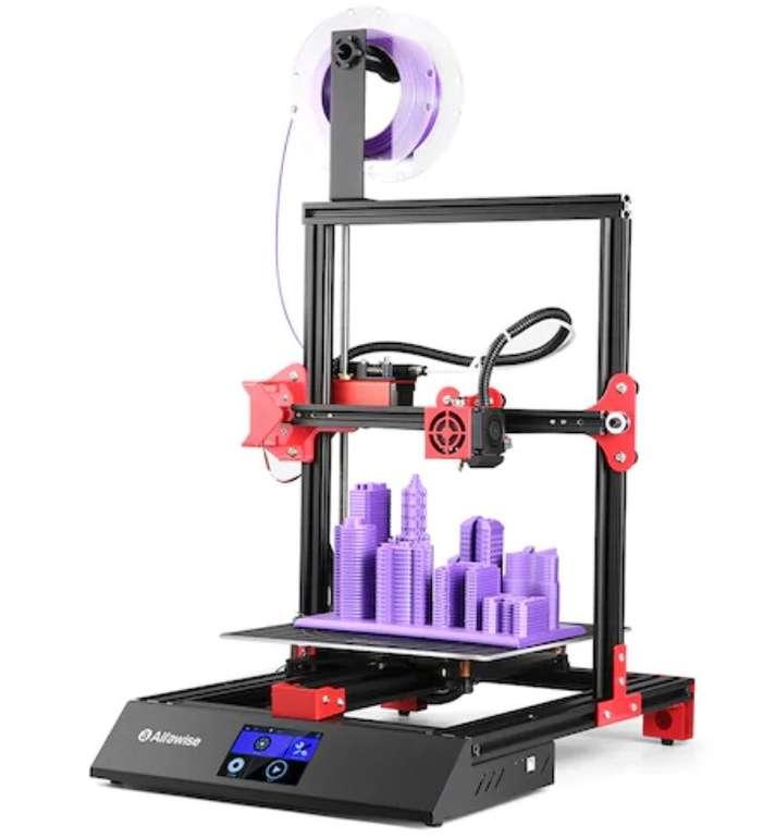 Alfawise U50 DIY FDM 3D Drucker mit 3,5 Zoll Touchscreen für 177,86€ inkl. Versand (statt 197€)