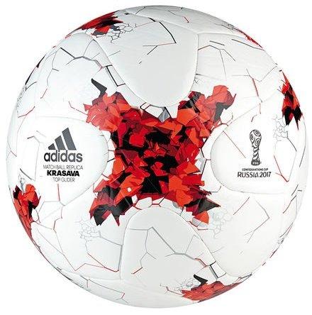Adidas Krasava Confederations Cup Top Glider 2017 Fußball für 9,50€ @Karstadt