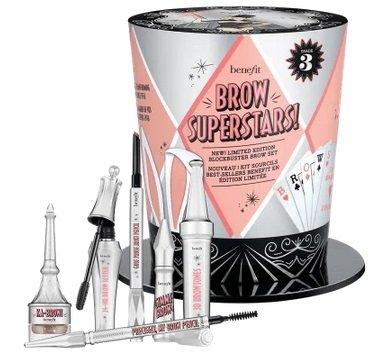 Bis zu 50% Rabatt im Benefit Cosmetics Sale, z.B. 6-tlg. Augenbrauen Set für 48,37€