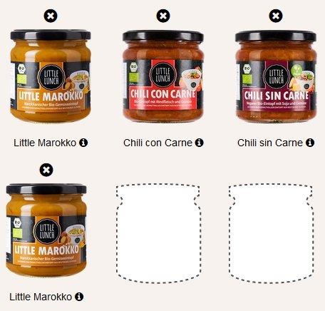 Littlelunch: 20% Rabatt auf das gesamte Suppen-Sortiment ohne Mindestbestellwert
