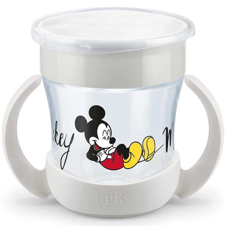 NUK Disney Mini Magic Cup Trinklernbecher mit 160ml (BPA frei) für 7,15€ inkl. Prime Versand (statt 14€)