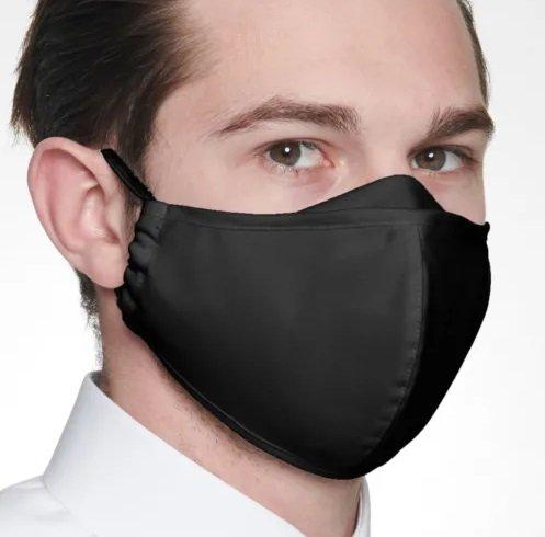 Vorbei! 10er Pack Seidensticker Mund-Nasen-Masken aus 100% Baumwolle für 9,90€ inkl. Versand (statt 40€)