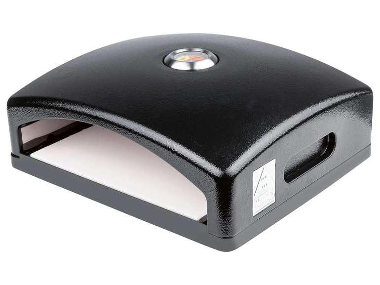 Grillmeister Pizzaofen-Grillaufsatz, mit Thermostat für 37,94€ inkl. Versand (statt 55€)