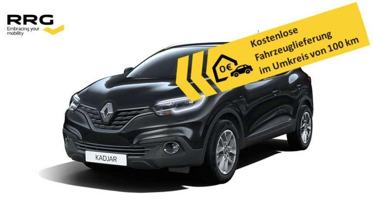 Gewerbe: Renault Kadjar TCe 140 GPF Business Edition für 58,67€ netto mtl. - LF: 0,22!