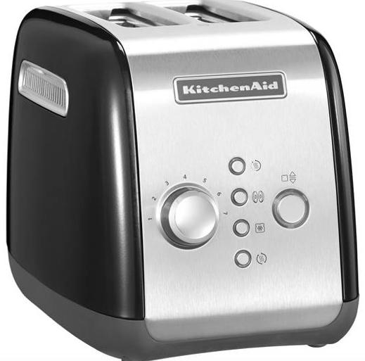 """KitchenAid Toaster """"5KMT221EOB"""" 2 Scheiben Toaster mit 1000 W für 79,99€"""