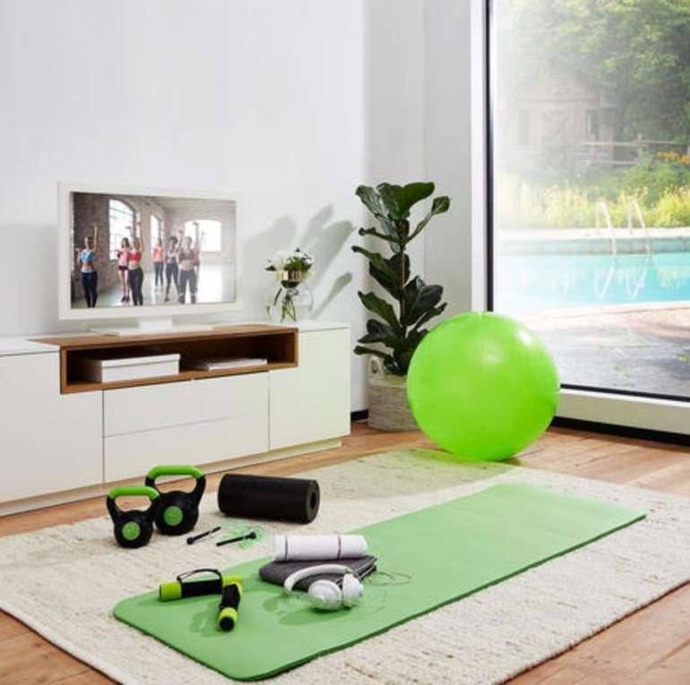 8-teiliges Fitness-Set (Hometraining) im Doppelpack für 23,95€ inkl. Versand