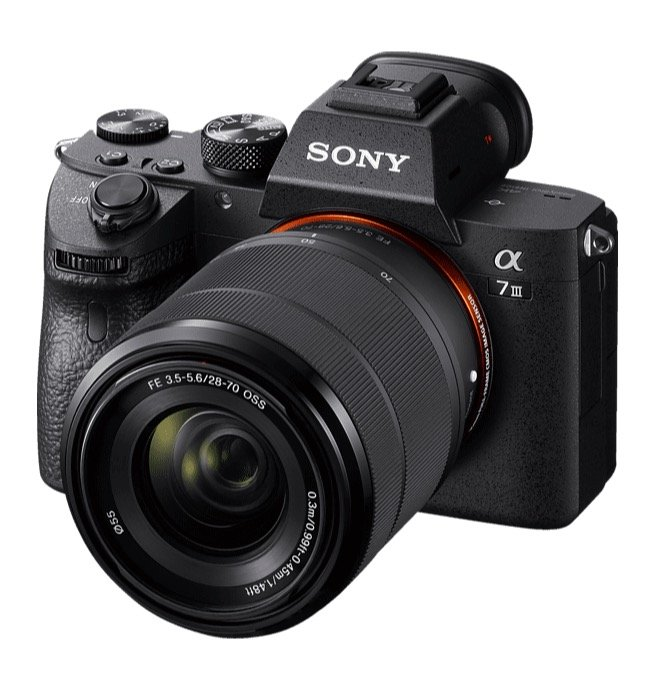 Sony Alpha 7 III M3 Body (ILCE-7M3K) Systemkamera + 200€ Gutschein für 1.691,10€ inkl. Versand (statt 1.990€) - Club!