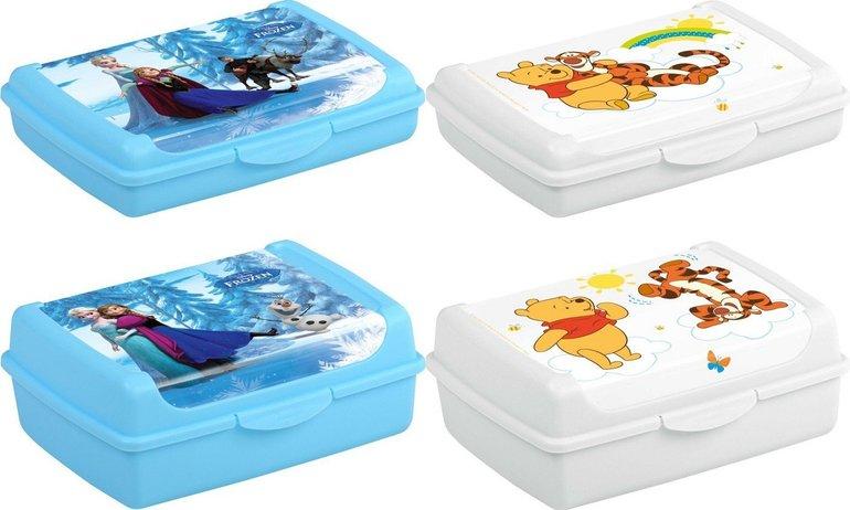 4er Set Disney Keeeper Mini + Midi Brotbox für 9,99€ inkl. Versand