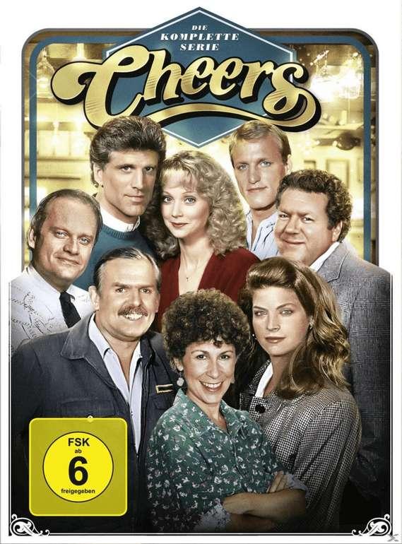 Prime Days: Cheers - Die komplette Serie (DVD) für 49,97€ inkl. Versand (statt 81€)