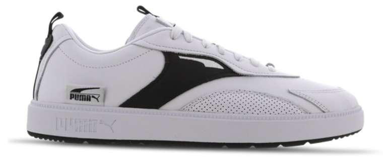 Puma Oslo Pro Clean Leather Herren Sneaker für 49,99€ inkl. Versand (statt 90€)